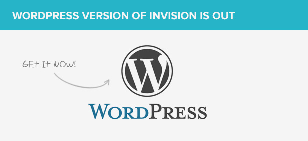 WordPress version is available!